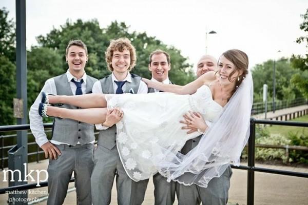 Christine's Wedding Day