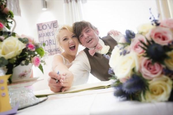 Lyndsay & Marcus Wedding Day